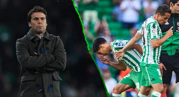 Lainez y Guardado ya tienen nuevo técnico en el Betis, aseguran en España