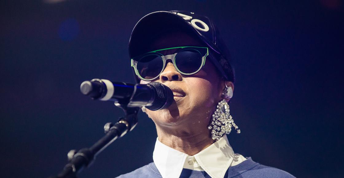 Ms. Lauryn Hill en concierto