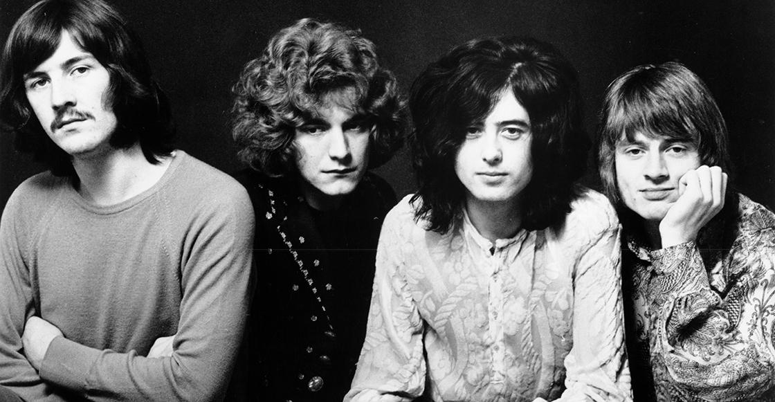 Led Zeppelin celebrará 50 años de carrera con un documental