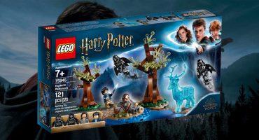 Expecto patronum: checa los nuevos sets de Harry Potter que lanzará LEGO