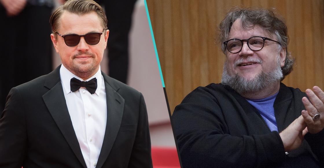 ¿Será? Leonardo DiCaprio podría protagonizar la nueva película de Guillermo del Toro