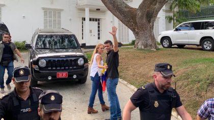 Se ordena detención de Leopoldo López;