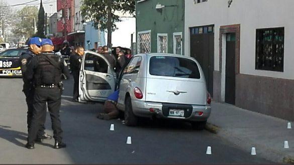asesinato de líder de comerciantes CDMX