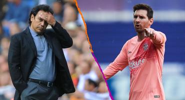 El récord de Hugo Sánchez que fue superado por Lionel Messi esta temporada con el Barcelona