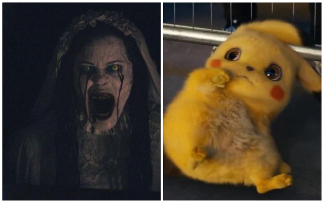 Cine pone La Maldición de la Llorona en vez de Detective Pikachu