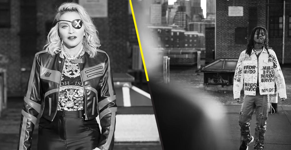 """¿Mejor que """"Medellin""""? Madonna está de regreso con """"Crave"""""""