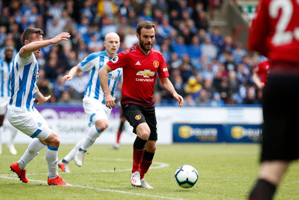 ¿Fracaso? Manchester United empata con el Huddersfield y va a Europa League