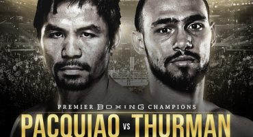 ¡Pacquiao regresará al ring en julio para enfrentar al invicto Keith Thurman!
