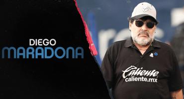 Maradona pide que no vean su documental por el título que eligió Kapadia