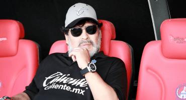 Maradona sigue en Sinaloa para armar a Dorados la próxima temporada 😱
