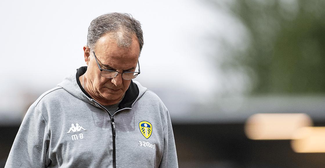 Bielsa pone en duda su continuidad tras el fracaso con el Leeds United