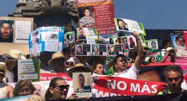 En imágenes: Madres de los desaparecidos en México exigen justicia