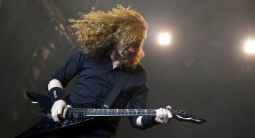 Trust in Megadeth! La banda está grabando su disco número 16 落
