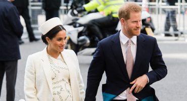 Fíjate, Paty: Meghan Markle y el príncipe Harry recibieron a su primer hijo