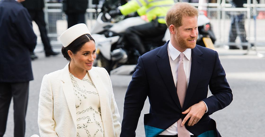 Fíjate, Paty... Meghan Markle y el príncipe Harry recibieron a su primer hijo