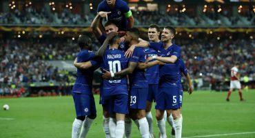 ¡Todos los goles de la victoria del Chelsea ante Arsenal en la Europa League!