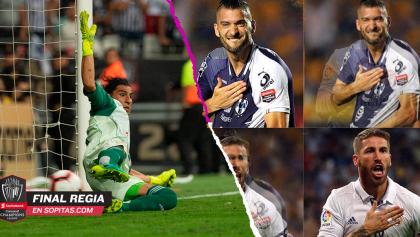 Monterrey armó la carnita asada y los memes en la Final Regia de la Concacaf
