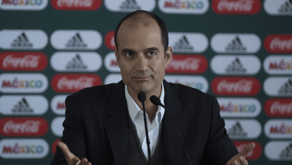 Guillermo Cantú deja oficialmente a la Femexfut; Torrado, al rescate