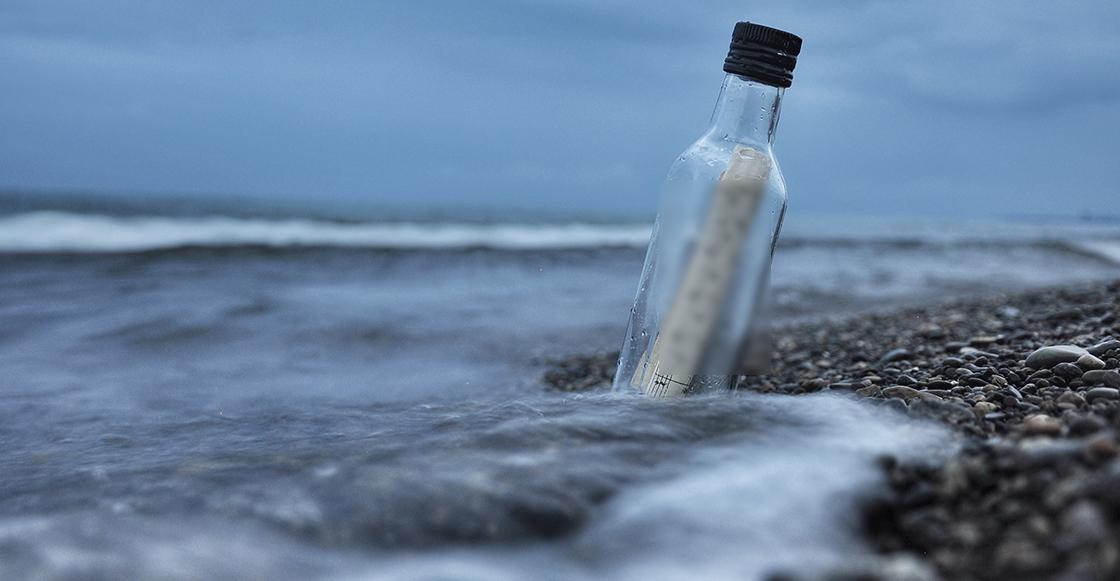 Una lista de deseos dentro de una botella fue encontrada en una isla de Japón; podría venir de México