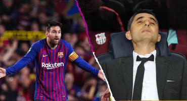 Messi habla tras la eliminación en Champions: