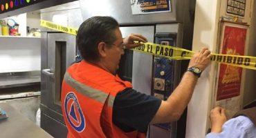 Adiós a los hornazos: Metro CDMX suspende locales de pizzas y pastes