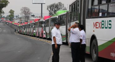 Mexibús suspendería servicio por adeudo; hay disposición al diálogo: gobierno de Edomex
