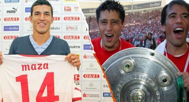 Los mexicanos que han jugado con el descendido Stuttgart