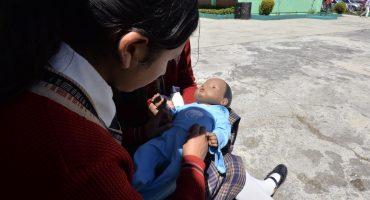 En México, una de cada 10 adolescentes ha tenido un hijo