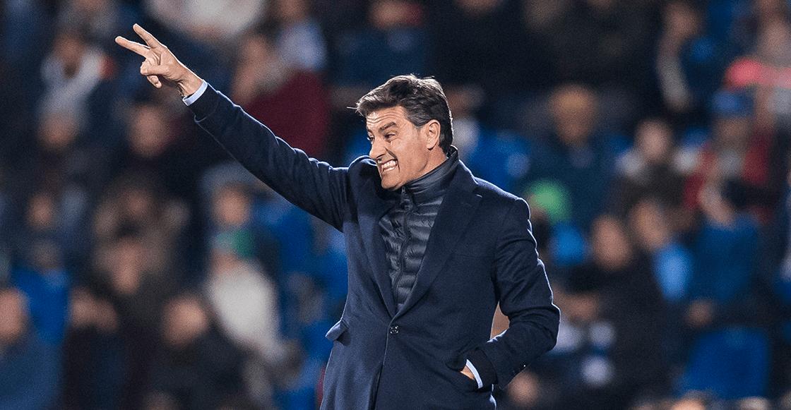 Oficial: El español Michel González es el nuevo técnico de Pumas