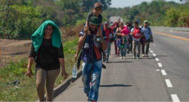 Niña migrante guatemalteca muere tras llegar a la Ciudad de México