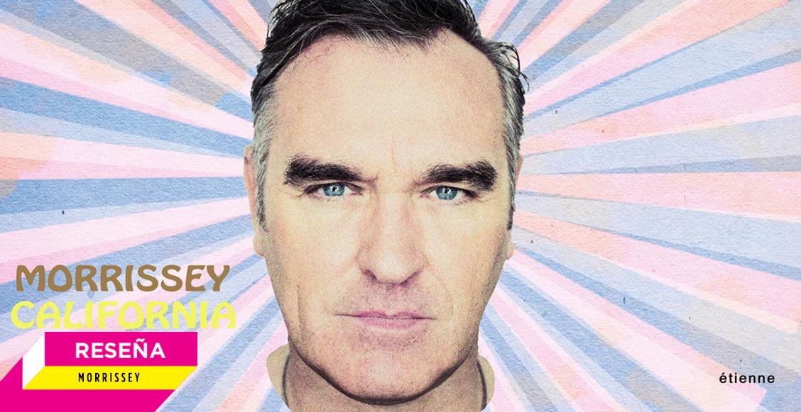 ¿Por qué un disco de covers? Morrissey lo explica en 'California Son'