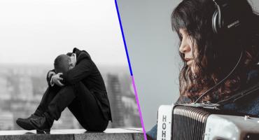 ¿Qué está pasando? 73% de los músicos independientes sufren enfermedades mentales