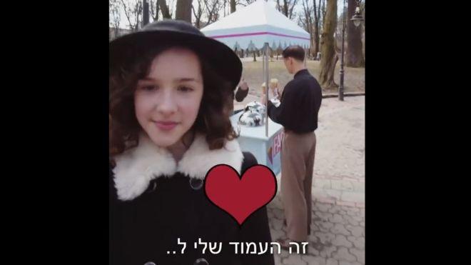 Eva Stories, la polémica forma de contar el Holocausto en Instagram