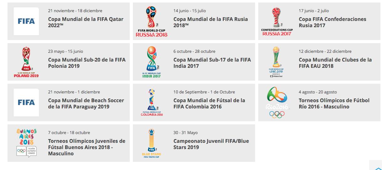 Calendario Mundial Futbol.Y A Todo Esto Cuando Y Donde Jugara Monterrey El Mundial De Clubes