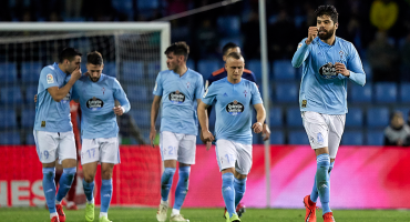 Néstor Araujo y el Celta empataron de último minuto y se salvaron del descenso en España