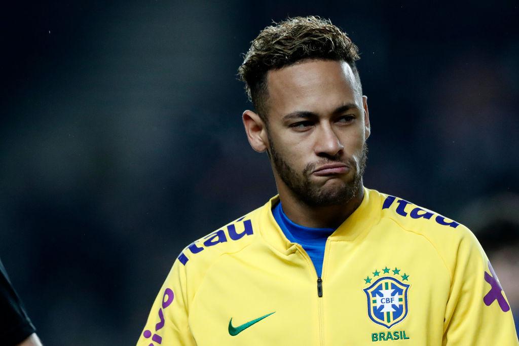 Neymar no será capitán de la Selección de Brasil en la Copa América