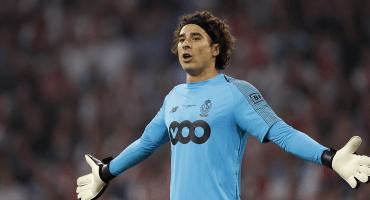 Guillermo Ochoa se despide del Lieja con el pase a la Europa League