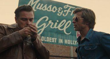 Brad Pitt conoce a Charles Manson: Primer tráiler oficial de 'Once Upon a Time in Hollywood' de Tarantino