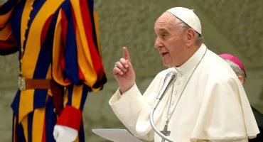 ¡Ah jijo! El Papa Francisco afirma que el diablo