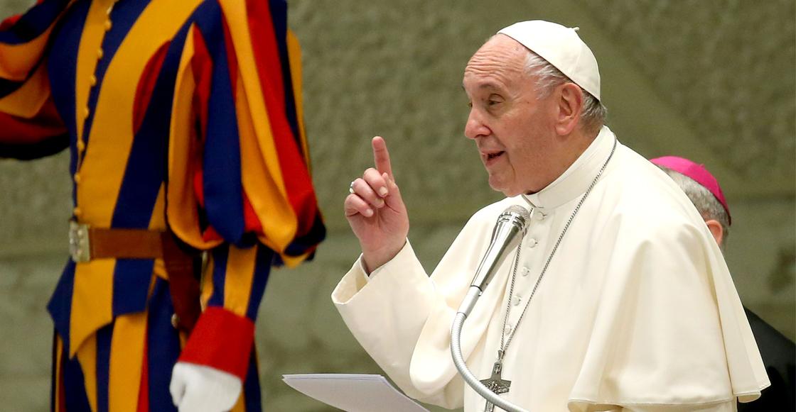 """¡Ah jijo! El Papa Francisco afirma que el diablo """"le tiene bronca a México"""""""