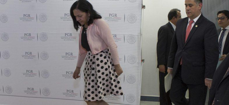 Renuncia la subsecretaria de Seguridad y Protección Ciudadana, Patricia Bugarín