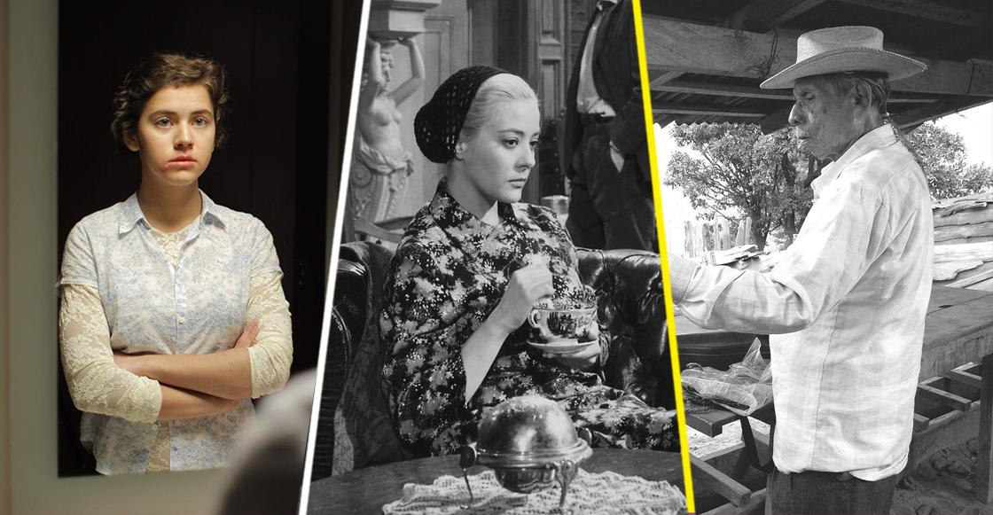 8 películas mexicanas que han triunfado en el Festival de Cannes