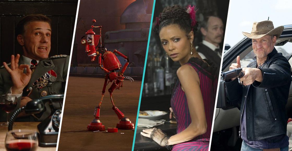10 personajes secundarios que se llevan la película o la serie