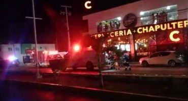 Balacera en cervecería de Playa del Carmen deja un muerto y 11 heridos