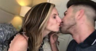 ¿Se acuerdan del youtuber que besó a su hermana? Pues ahora subió un video besando a su mamá 😰