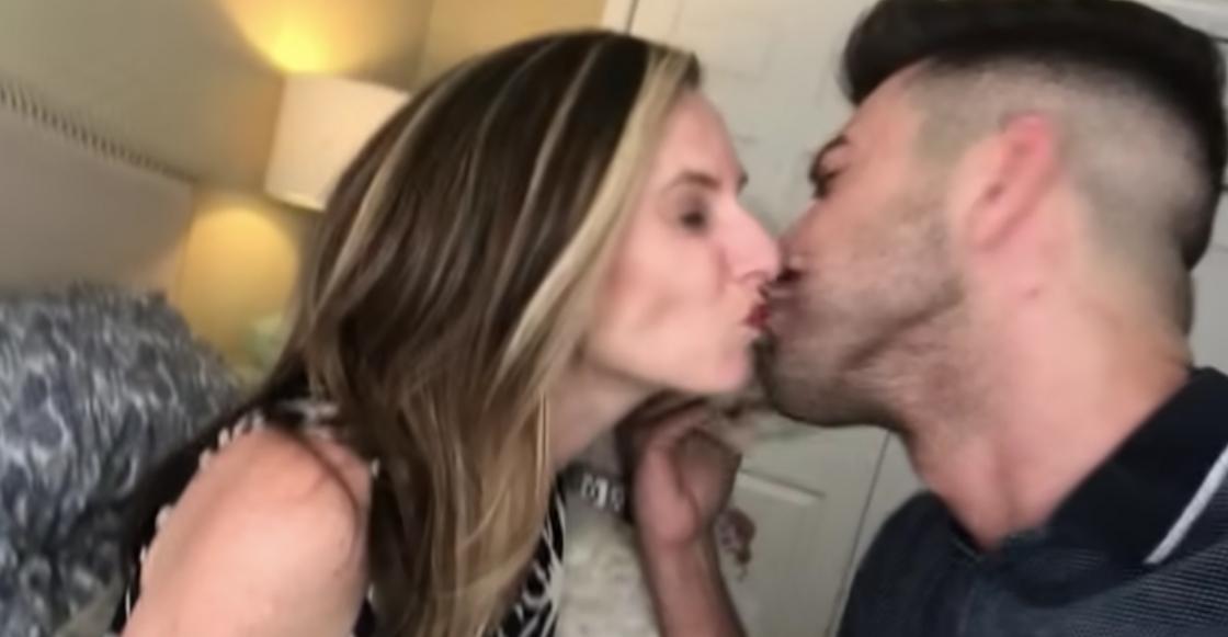 ¿Se acuerdan del youtuber que besó a su hermana? Pues ahora subió un video besando a su mamá