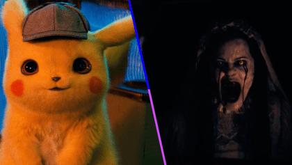 ¡Ay, mis hijos! proyectan a niños 'La Llorona' en lugar de 'Detective Pikachu' 👻