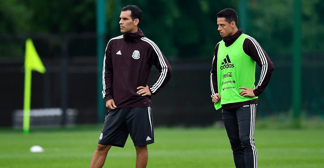 Márquez despacha bien y bonito a los que se niegan a la Selección Mexicana