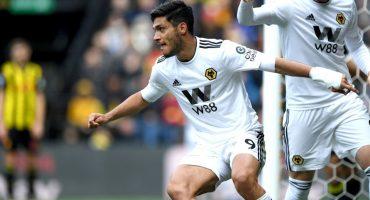 Raúl Jiménez es pretendido por otros equipos pero se quedará en los Wolves