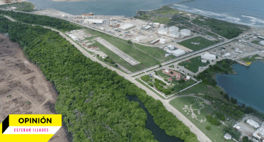 Con peras y manzanas: la refinería de Dos Bocas